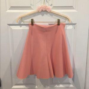 Zara Woman's Pink Skirt - Size Small